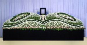 グラデーション祭壇G-17 : サイズW5,400 x H2,300 x D1,400(mm)