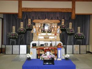 萬久院 祭壇例