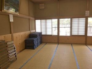 開栄寺 控室