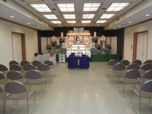 蓮馨寺 ホール