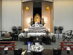 斎霊殿 祭壇