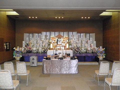 浦和斎場 祭壇例